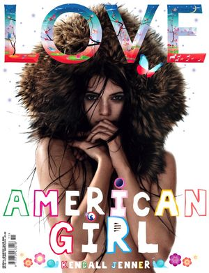 Love Magazine's New Covers Feature Powerhouse Models