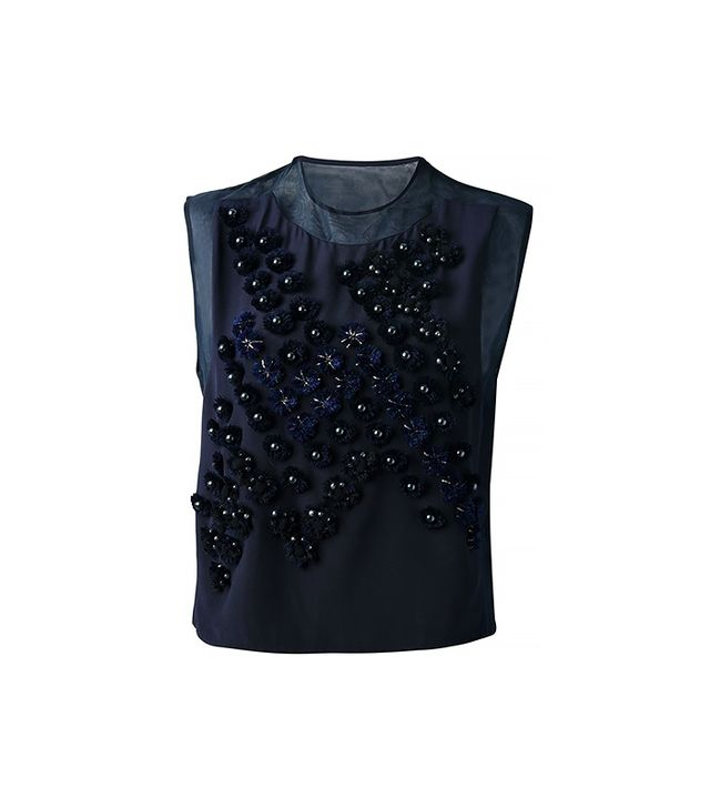 3.1 Phillip Lim Embellished Vest Top