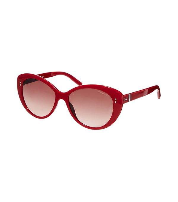Tommy Hilfiger Oval Cat Eye Sunglasses