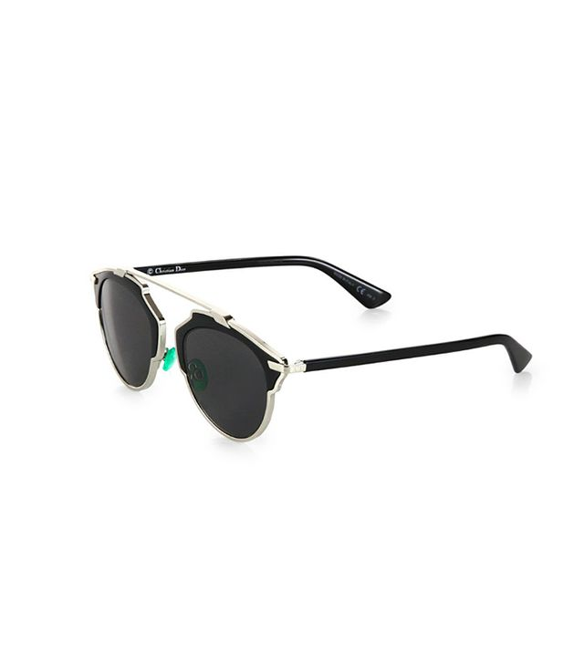 Dior So Real 55mm Pantos Sunglasses