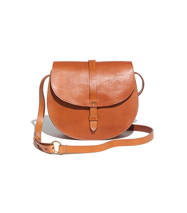 Madewell The Dylan Saddlebag