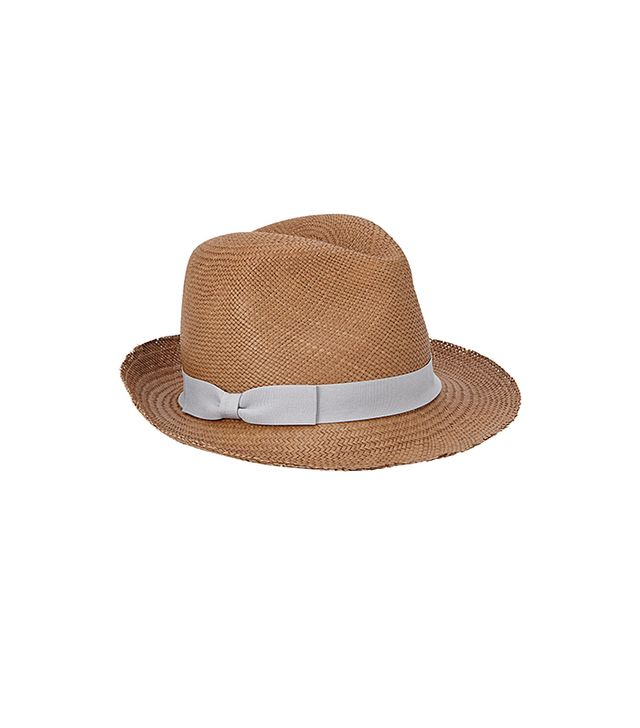 Hat Attack Fringed-Edge Panama Hat
