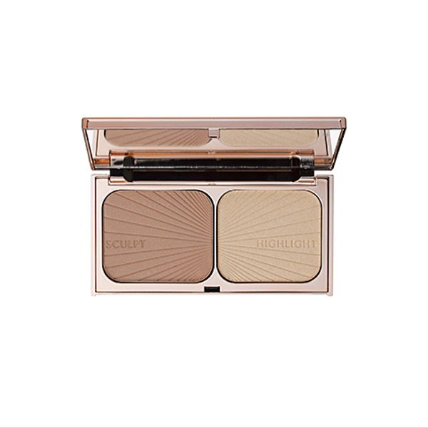 Charlotte Tilbury Bronzer in Film Star Bronze and Glow
