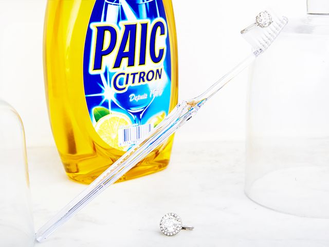 The Quickest Way To Clean Your Diamonds