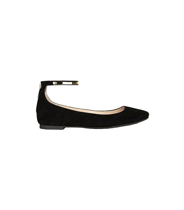French Connection Jaymey Suede Pumps