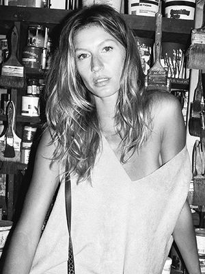 Gisele Goes Without Makeup In Sonia Rykiel's New Ads