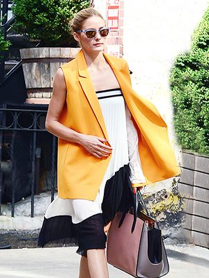 Olivia Palermo's Trick For Getting The Most Out Of Your Closet