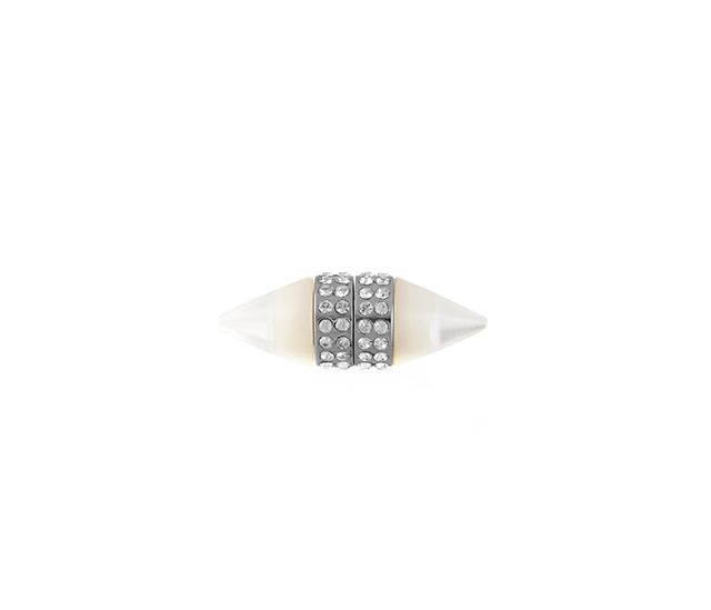 Givenchy Small Double Cone Shark Earring