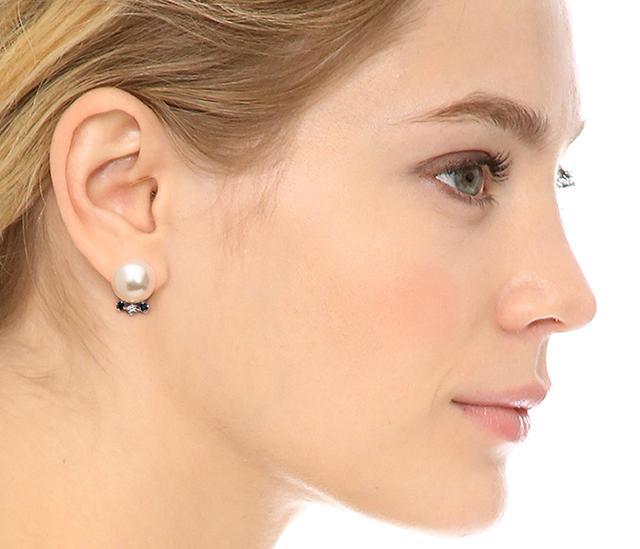 Tom Binns Certain Ratio Stud Earrings