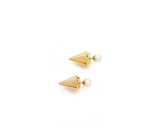 Vita Fede Double Titan Earrings