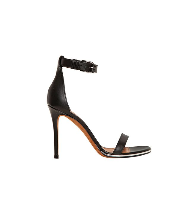 Givenchy 100MM Nadia Leather Sandals