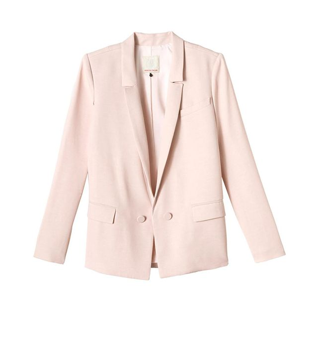 Rebecca Taylor Double Breasted Jacket