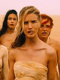 The Mad Max Trailer With Rosie Huntington-Whiteley Looks Epic