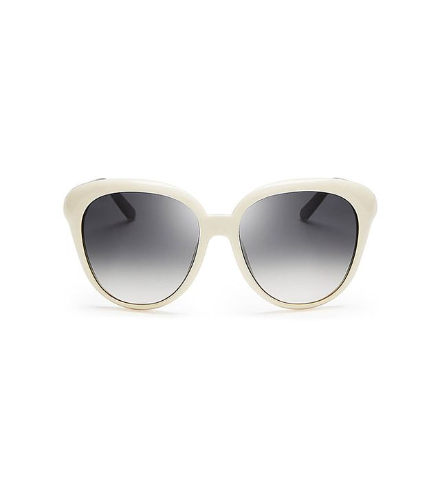 Chloe Oversized Cat-Eye Sunglasses