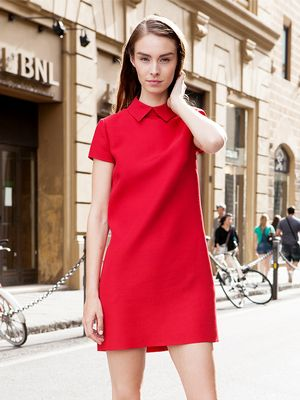 Tip Of The Day: The Cool Way To Wear Your Minidress