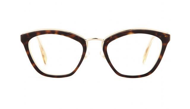 Miu Miu Cat-Eye Optical Glasses