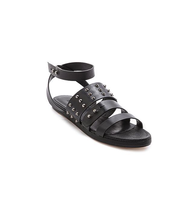 Freda Salvador Jam Studded Sandals