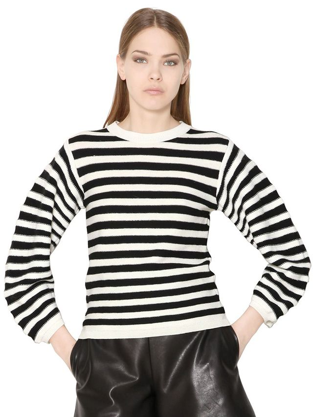 Chloé Striped Wool Sweater