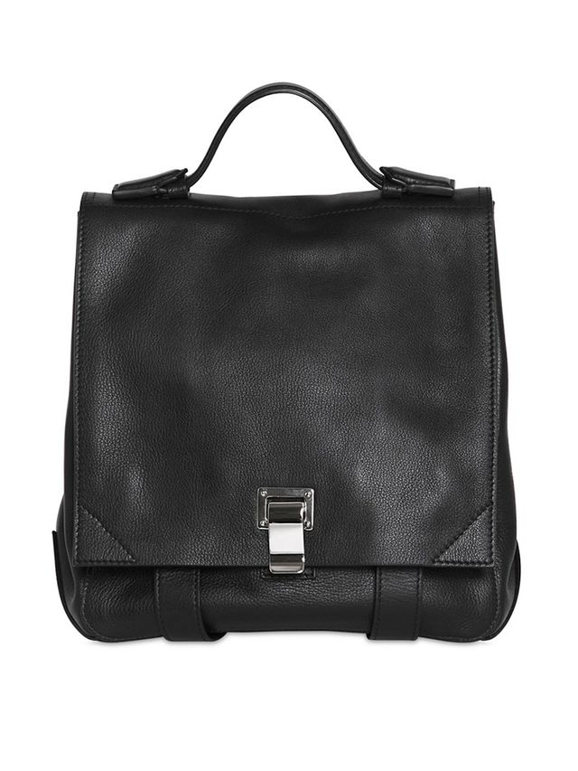 Proenza Schouler Brushed Leather Mini Backpack