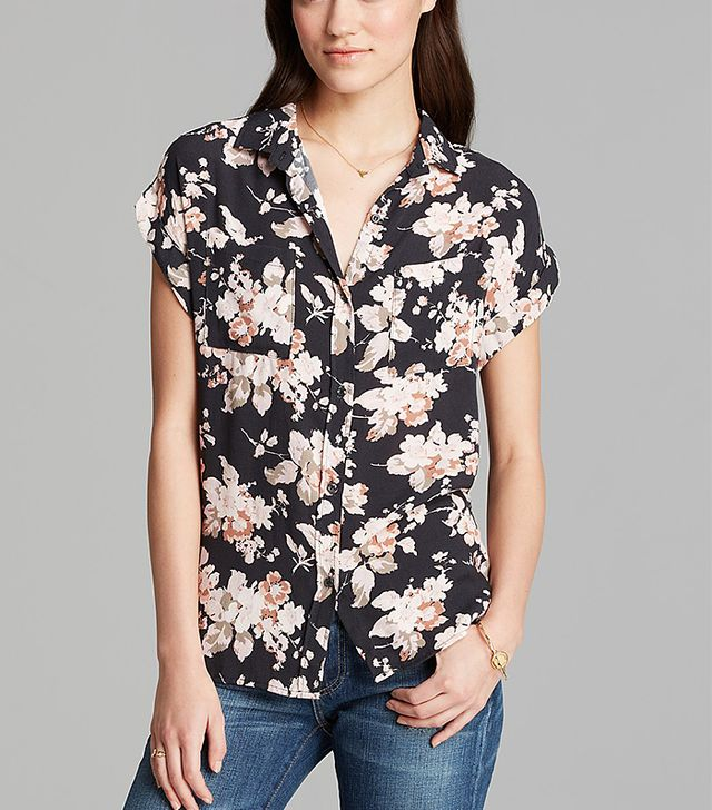 Rails Olivia Floral Shirt