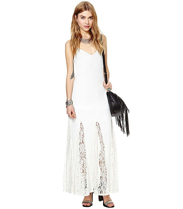 Nasty Gal Everdeen Lace Dress