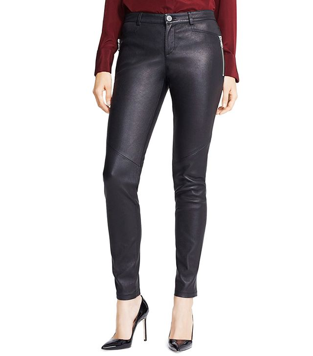 Rebecca Minkoff Wheeler Leather Pants