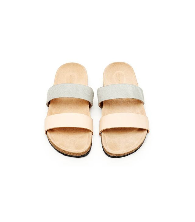 Loeffler Randall Paz Two-Strap Sandals