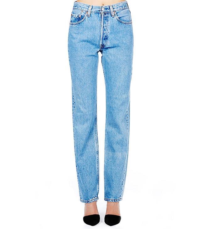 Levi's Vintage Boyfriend Jeans
