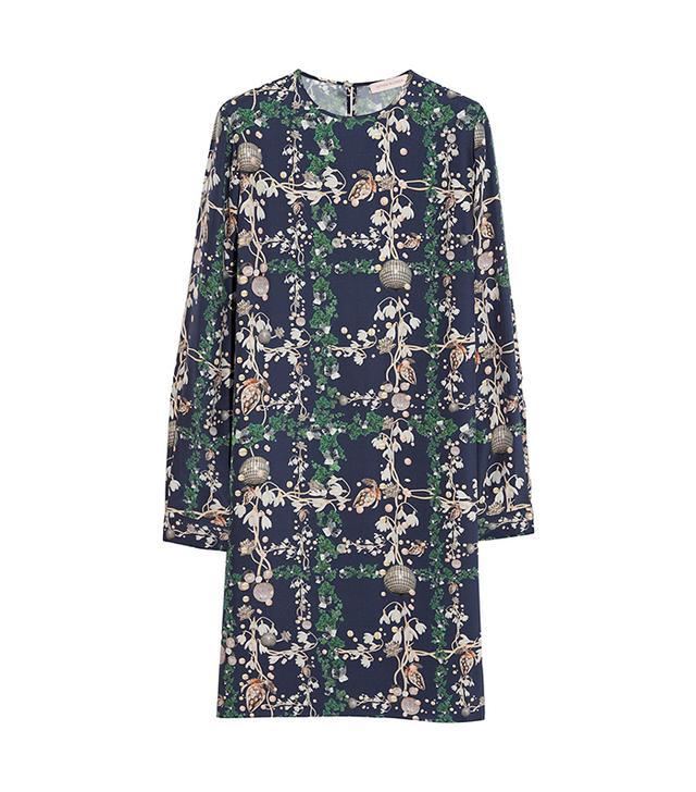 Matthew Williamson Printed Silk Mini Dress