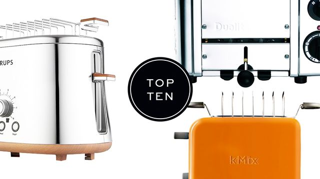 Top 10: Toasters