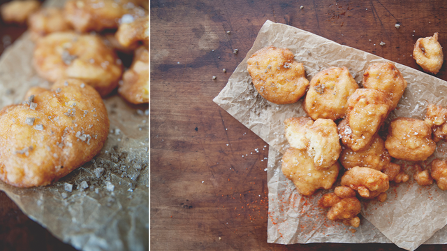 Recipe of the Week: <br>Corn Fritter Puffs<br />