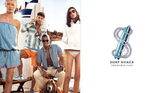 Tommy Hilfiger: Surf Shack