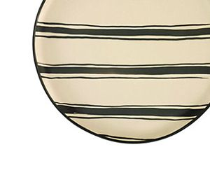 Wythe Striped Platter