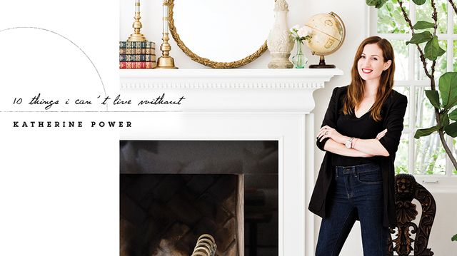 10 Things: Katherine Power
