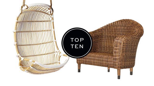 Top 10: Online Outdoor Furniture Sources