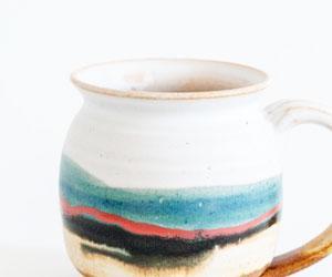 Robert Blue Mug