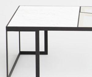 Hialeah Marble Table