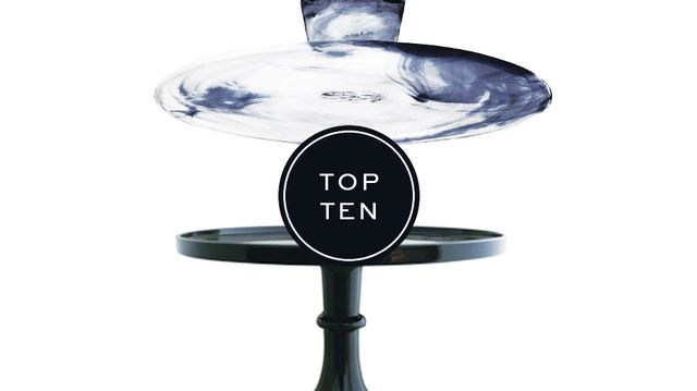 Top Ten: Cake Stands