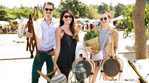 Domaine's Flea Market Challenge