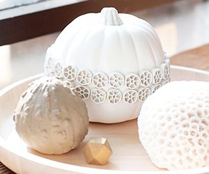 Do This With Your Pumpkin: Edible Embellishments