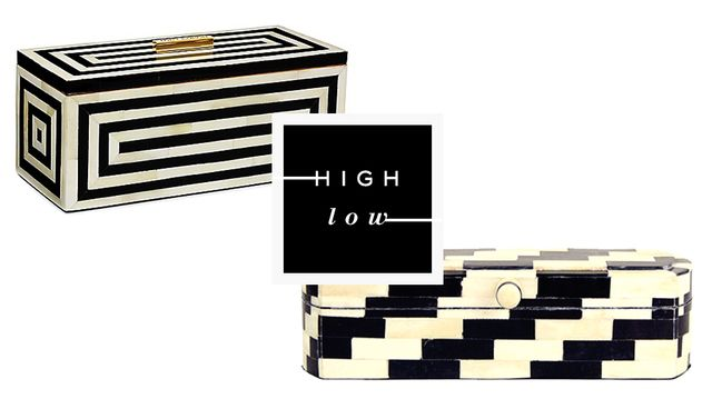 High Low: Bone-Inlay Boxes