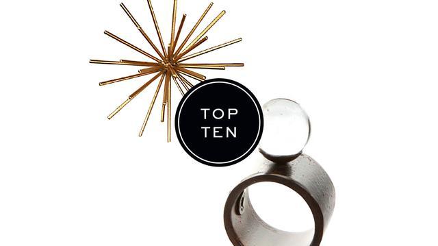 Top 10: Napkin Rings