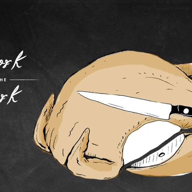 How to Carve a Turkey: An Illustrated Guide
