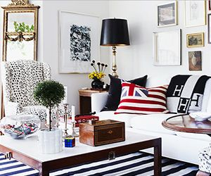 Shop the Room: Federal Flair Living Room