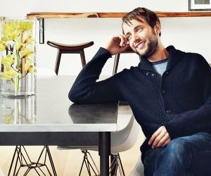 Vincent Kartheiser Renovates His Hollywood Cabin