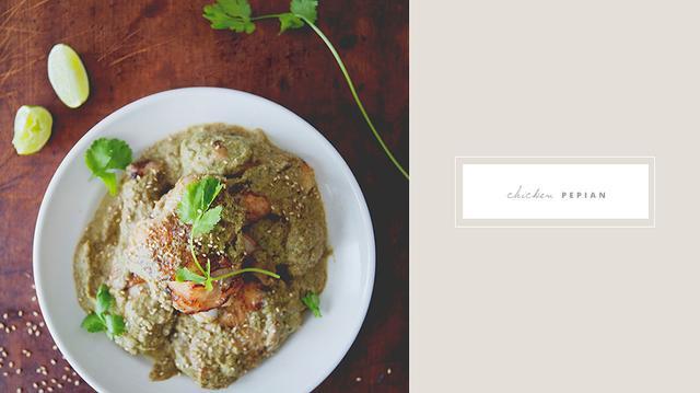 Recipe of the Week: Chicken Pepian