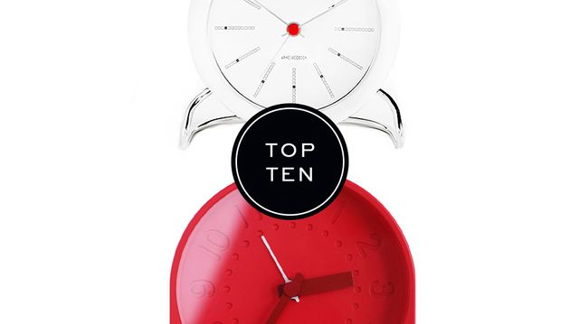 10 Alarm Clocks to Start Your Day Off Right
