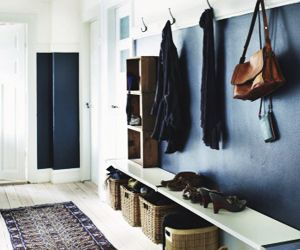 Ask Estee: How Do I Keep My Mudroom Stylish, Yet Organized?