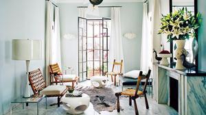 Stiletto Inspiration in a Tangier Salon