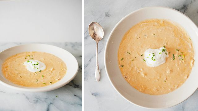 A Perfect Soup to Warm Up Your Winter